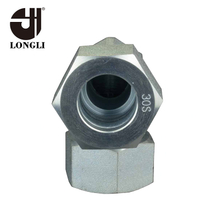 1C9 1D9 sleeve type pipe union, stainless steel pipe union, pipe fittings