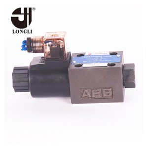 DSG-01-2B2 hydraulic Yuken directional solenoid control valve direct operated