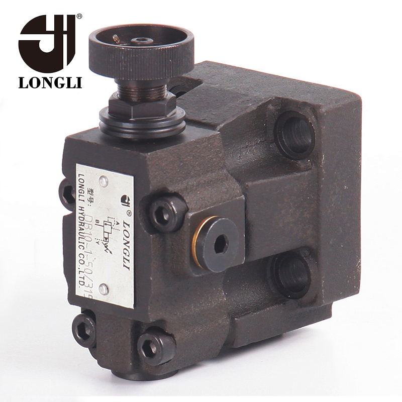 DR30 Reducing Valve Pilot Operated Large Pressure Hydraulic Valves