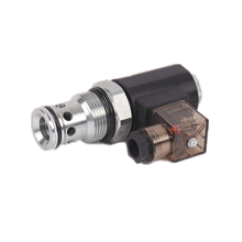 DHF16-220/SV16-20 Poppet-Type, 2-Way, Normally Closed, solenoid cartridge valve