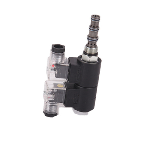SV08-34Y Spool-Type, 4-Way, 3-Position, Solenoid-Operated Cartridge Valve